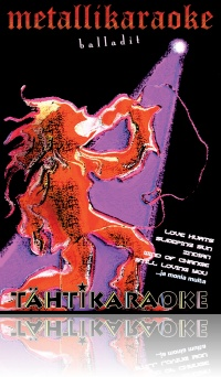 Metallikaraoke Balladit DVD